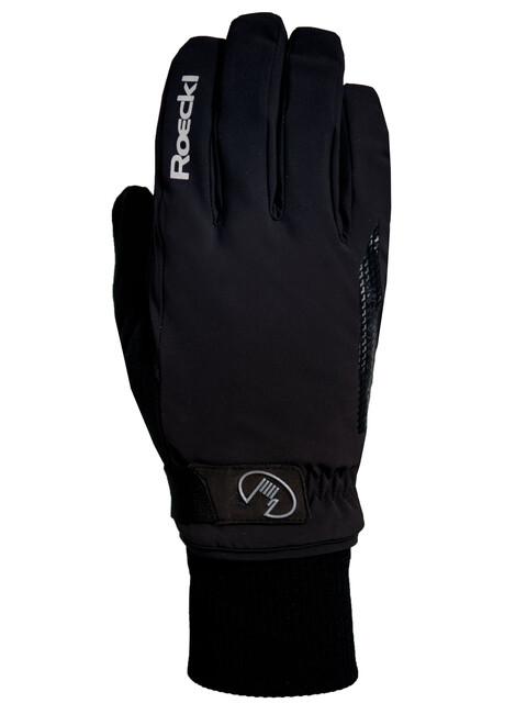 Roeckl Vermes GTX Handschuhe schwarz